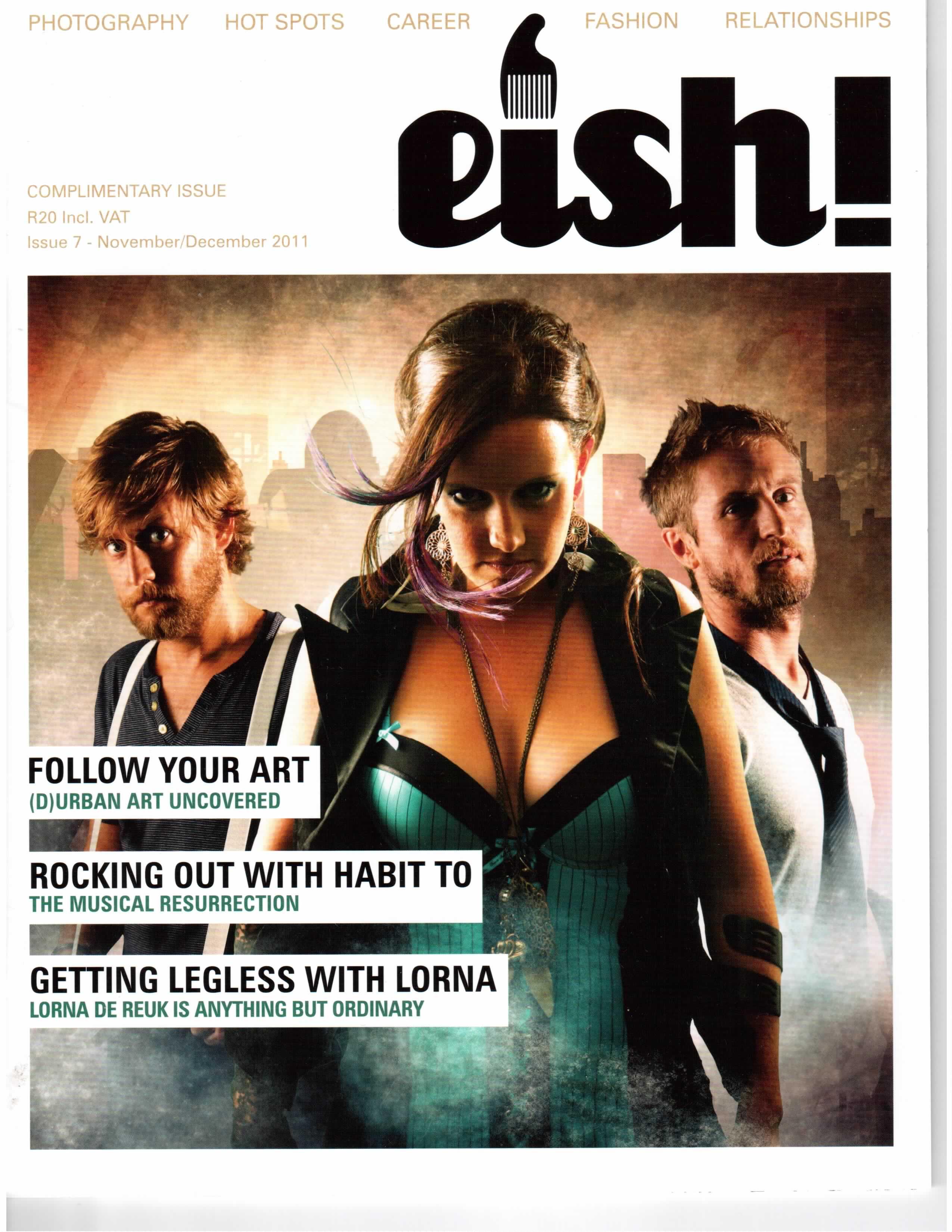 Eish Magazine